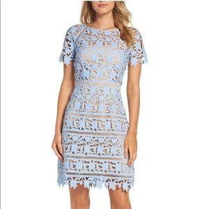NWT✨Eliza J Lace Overlay Dress